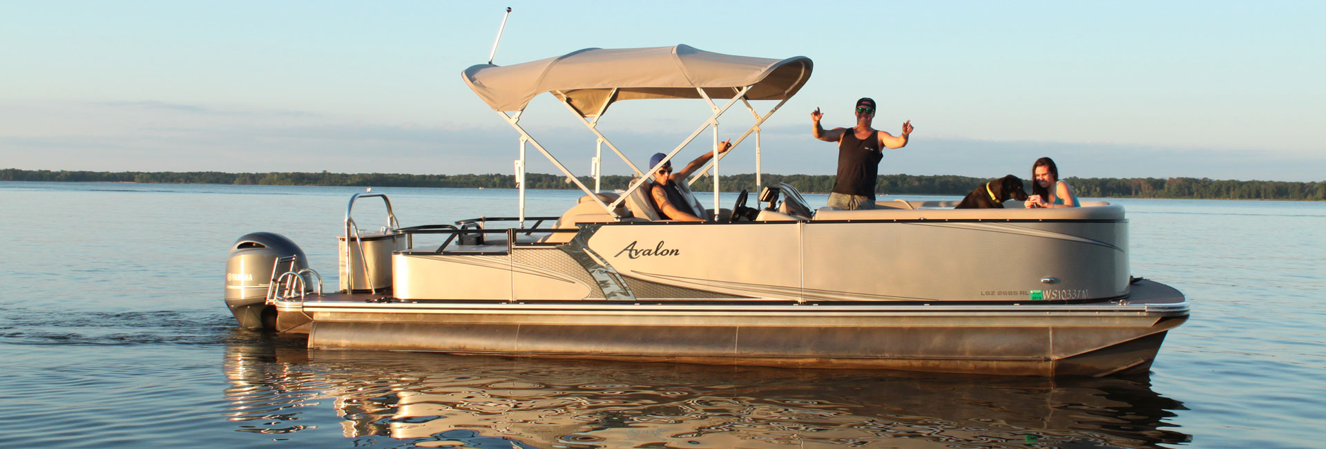 Avalon Pontoon Sales